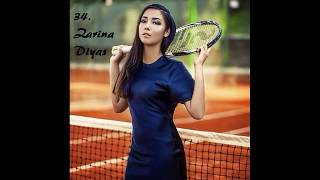 Top 50 Hottest Female Tennis Player of All-Time !
