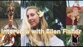 Inspiring Interview with Ellen Fisher LFRV Mom Raising Her Son On A Raw Diet