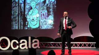 Searching for Humanity in the Most Inhuman Places | Ahmad Shami | TEDxOcala