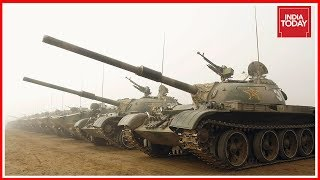 China Moves Tonnes Of Military Equipments To Tibet | India First