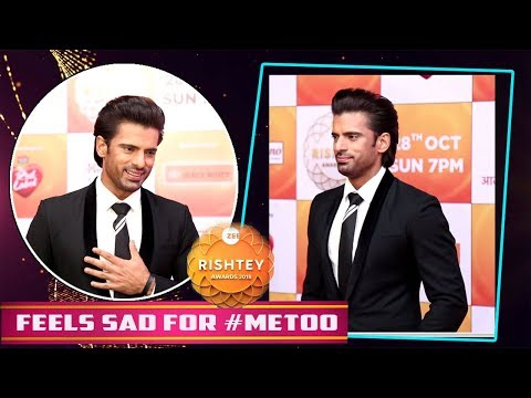 Xxx Mp4 Mohit Malik Aka Sikander Comment On Sexual Harrasment Meetoo Zee Rishtey Awards 2018 3gp Sex