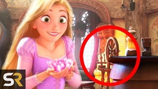 10 Amazing Hidden Details In Disney Films