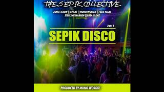 SEPIK DISCO by The Sepik Collective (z5c, Avisat, Muno Worixx, Felix Yausi, Sterlo, Clems) 2018