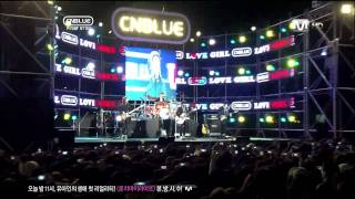 [110324] CN Blue - Love Girl @ CN Blue First Step