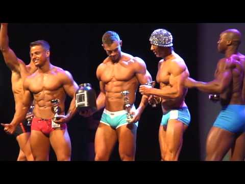 Miami Pro 2013 fitness models competition guys final show muscle body building