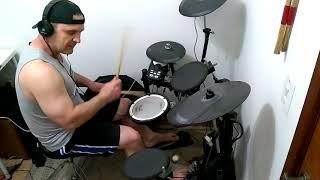 Lulu Santos - Drum Cover Bilo Batera