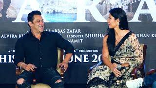 Bharat song launch | Salman takes dig at Priyanka, says he's not Katrina's 'bhaijaan'