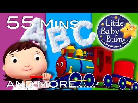 ABC, Colors, 123 | Little Baby Bum | Nursery Rhymes for Babies | Songs for Kids