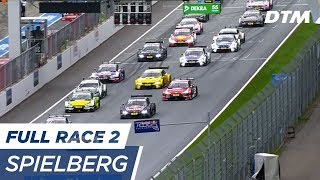 DTM Spielberg 2017 - Race 2 (Multicam) - RE-LIVE (English)