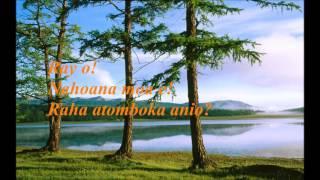 FF 39 - FANIRIAKO - Instrumental