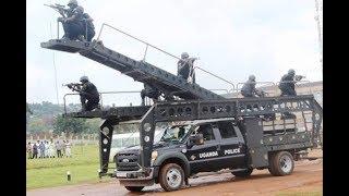 Ugandan MP Bobi Wine arrested upon arrival from United States of America