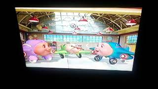 Jay Jay The Jet Plane Together Teamwork & Taking Care Of You Part 12
