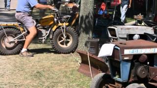 ROKON TRAIL BREAKER 2X2 MOTORCYCLE (1970)