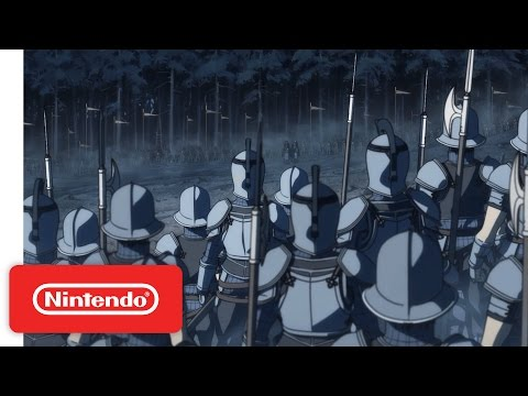 Fire Emblem Echoes Shadows of Valentia – Two Armies