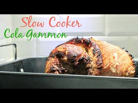 Slow Cooker Cola Gammon | Slimming World Friendly Recipe
