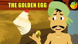 The Golden Egg - Aesop's Fables - Animated/Cartoon Tales For Kids