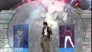 Hrithik Roshan Performance Just Dance Episode 1