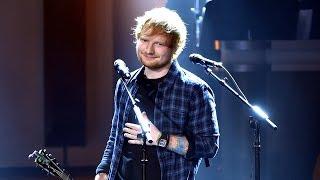 Ed Sheeran Reveals MAJOR Tattoo Fail Thanks To Saoirse Ronan