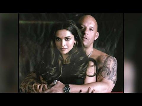 Xxx Mp4 Deepika Padukone Shares Photo With Vin Diesel From The Film Set 3gp Sex