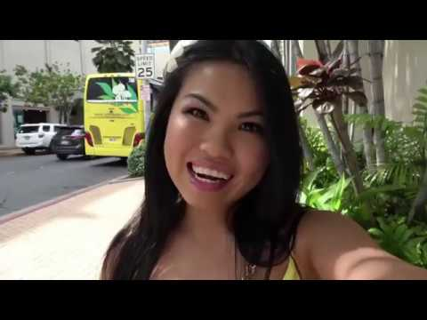 CINDY STARFALL VISITS HAWAII