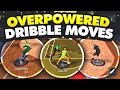 Download Lagu MOST OVERPOWERED DRIBBLE MOVES EXPOSED 😱 BEST JUMP SHOT & DUNK PACKAGES IN NBA 2K17! 🔥
