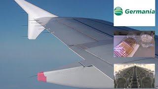 *TRIPREPORT* Germania |  ST1914 Bremen (BRE) - Vienna (VIE) | A319-100 | Economy