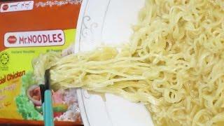 No.6009 Pran (Bangladesh) Mr.Noodles Special Chicken Flavour