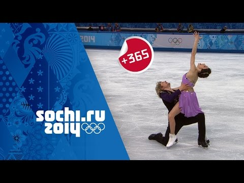 Meryl Davis & Charlie White Win Gold Pairs Ice Dance Full Event Sochi365