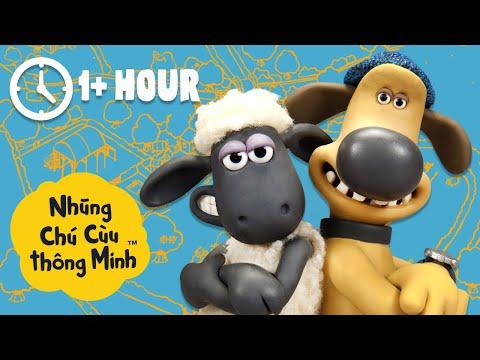Những Chú Cừu Thông Minh Tập 03 một giờ