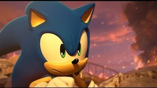 Sonic Forces All Cutscenes Cinematic