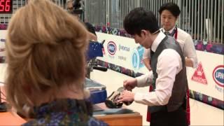 2013 World Barista Championship, Round 1 - Jinkyu Kim, Korea