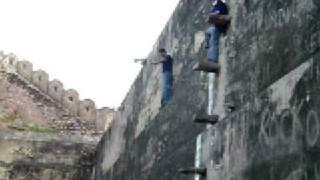 Rang de basanti stunt sunil choudhary
