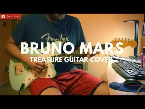 Treasure | Bruno Mars | Guitar Cover
