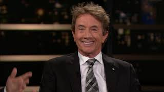 Martin Short: Timeless | Real Time with Bill Maher (HBO)