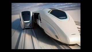 أسرع القطارات في العالم 2018
