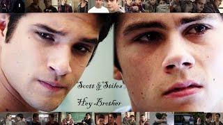 Teen Wolf   Scott & Stiles   Hey Brother