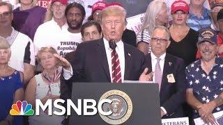 Joe: This Was President Donald Trump At His Worst | Morning Joe | MSNBC