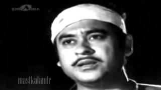 jin raaton ki bhor nahin hai..Kishore Kumar_Shailendra..Door gagan ki chhaon mein  a tribute