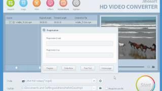 How it works: Jihosoft HD Video Converter