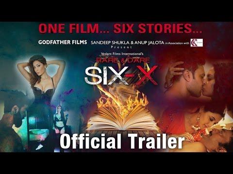 Xxx Mp4 Six X Official Trailer Revealed Six Stories In One Sofia Hayat Shweta Tiwari Ashmit Patel 3gp Sex