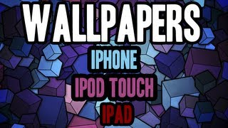 Wallpapers Para iPhone iPod Touch & iPad