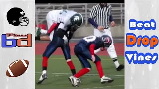Best Beat Drop Football Vines 2015 With Titles