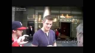 Lonely (Alexander Ludwig Video) with lyrics