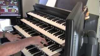 National Anthems on Organ