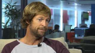 Jonty Rhodes on travel writing and India