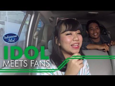 Cerita Kedekatan Ghea, Abdul, dan Glen - Indonesian Idol 2018
