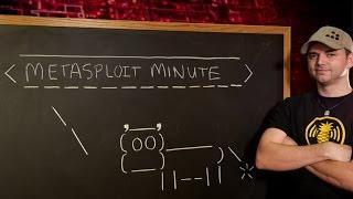 What is Metasploit - Metasploit Minute