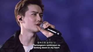 EXO -  Promise @ EXO Planet #2 The EXO'luxion Seoul HD [english sub + roman + hangul]