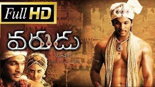Varudu Full Length Telugu Movie    DVD Rip..