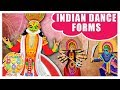 Learn Different Dance Forms Of India | Learning Videos For Kids | Cartoon Doo Doo TV